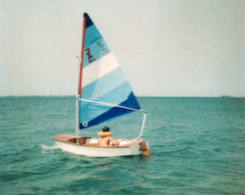 Sailing the early years