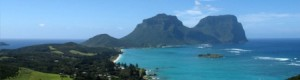 Lord Howe Island… a dream re-entry to Australia!